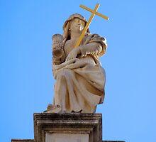 St. Blaise Church, Dubrovnik, Croatia by christazuber