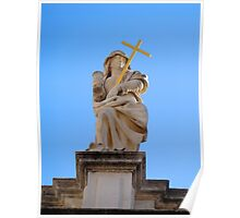 St. Blaise Church, Dubrovnik, Croatia Poster