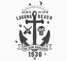 Laguna Rum Runners by Russell Pierce