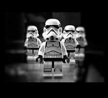 STORMTROOPERS STAR WARS by BackInTime