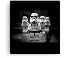 STORMTROOPERS STAR WARS Canvas Print