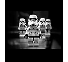 STORMTROOPERS STAR WARS Photographic Print