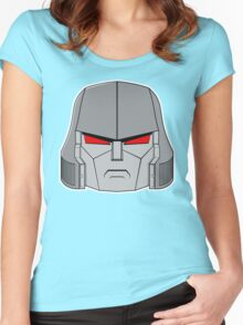 Little Megatron Women's Fitted Scoop T-Shirt
