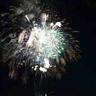 Fireworks by Brigette G