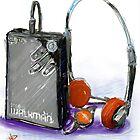 Walkman by Russell Pierce