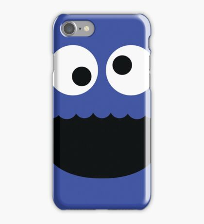 """Muppets """"Cookie Monster"""" iPhone Case/Skin"""