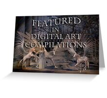 DAC Feature Banner Greeting Card