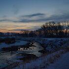 Winter Home by Scott Hendricks