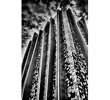 Lava Building Photographic Print