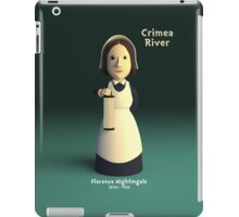 Florence Nightingale - Crimea River! iPad Case/Skin