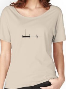 "Limbo #1 ""Boat"" Women's Relaxed Fit T-Shirt"