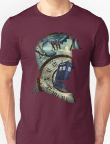 Doctor Who - Time spiral & Tennant T-Shirt