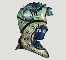 Doctor Who - Time spiral & Tennant Unisex T-Shirt