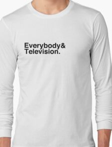 Kenneth's favorite things Long Sleeve T-Shirt