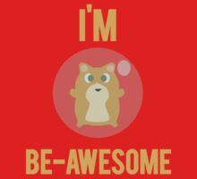I'm Be-Awesome Kids Clothes