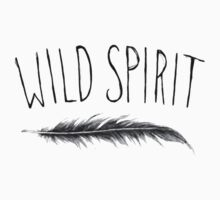 Wild Spirit by aamazed