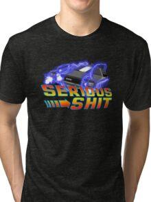 Serious Shit Tri-blend T-Shirt