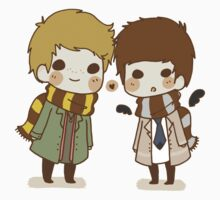 Destiel by Inversidom-Riot