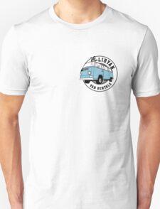 Back to the Future 'Libyan Van Rentals' Logo Unisex T-Shirt