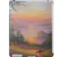 Urquhart Castle Loch Ness iPad Case/Skin
