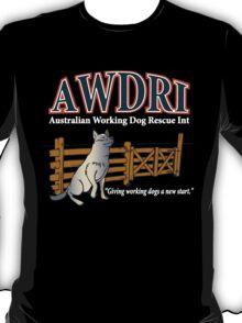 AWDRI Tee. Dark Colours. T-Shirt