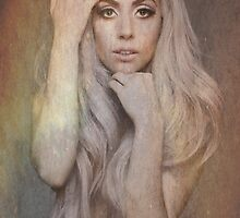 Lady Gaga by phoebeworley