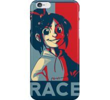 Race iPhone Case/Skin