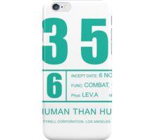 EX35 Nexus iPhone Case/Skin