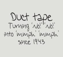 Duct tape by SlubberBub