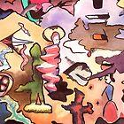 Bunnyman by Miles Halpern