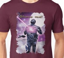 I will be judged by Him......... Unisex T-Shirt
