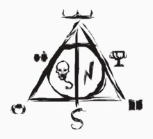Deathly Hallows by Alexandrico