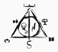 Deathly Hallows by Alexandrico
