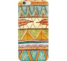patterns, and lines, and feathers oh my! iPhone Case/Skin