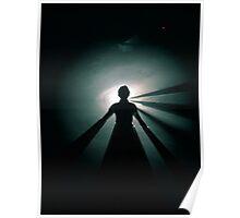 Laser Poster