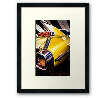 Cadillac 59  Framed Print