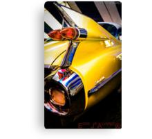 Cadillac 59  Canvas Print