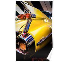 Cadillac 59  Poster