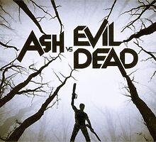 ash vs evil dead by DANNYD86