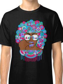 Afro in LA  Classic T-Shirt