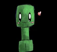 Adorable Creeper by SexehTaco