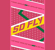 So Fly (iPhone 4/4S) by RadRobot