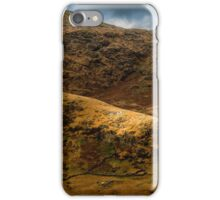Rugged Snowdonia Landscape iPhone Case/Skin