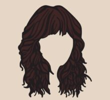 Zooey Deschanel Hair  by Kristen Lafleche