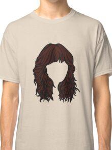 Zooey Deschanel Hair  Classic T-Shirt