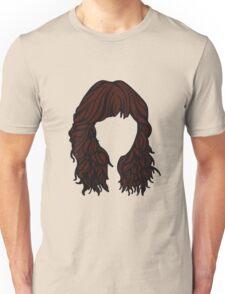 Zooey Deschanel Hair  Unisex T-Shirt