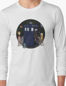 T.A.R.D.I.S Long Sleeve T-Shirt