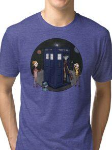 T.A.R.D.I.S Tri-blend T-Shirt