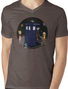 T.A.R.D.I.S Mens V-Neck T-Shirt