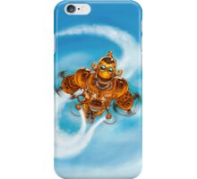 Happy Steampunk Robot iPhone Case/Skin